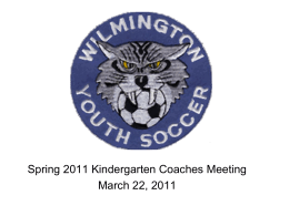 Wilmington Youth Soccer