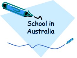The school in Australia