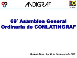 La Industria de la Comunicación Gráfica Colombiana