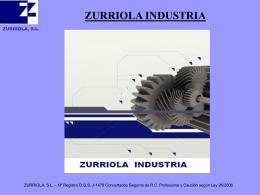 Diapositiva 1 - Seguros Zurriola
