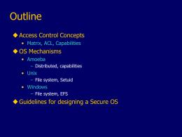 Adventures in Computer Security