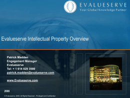 Evalueserve - Top Lawyers, Top Attorneys, Top Law