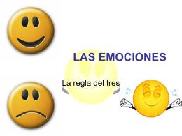 LAS EMOCIONES - 3ºB Medicina USC | 2011-2017