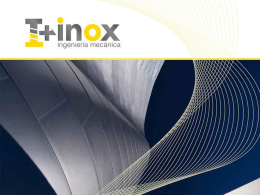 I+INOX - I+Inox Ingeniería mecánica