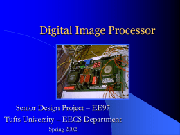 Digital Image Processor