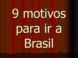 9 gode grunner for å flytte til Brasil -