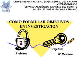 la construcción de problemas en investigación