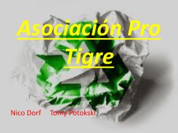 Asociación Pro Tigre