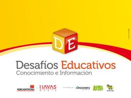 Desafíos Educativos