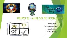 Análisis de Portafolio (Matriz BCG)