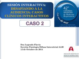 Caso 2 - AAMR - Asociación Argentina de Medicina
