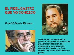 Presentación de PowerPoint - SIPORCUBA, Cuba -