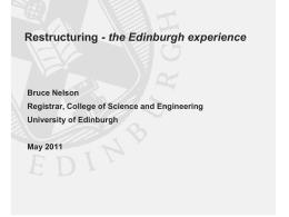 UKZN structures presentation