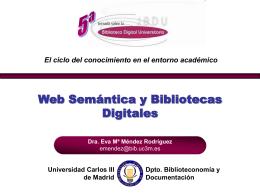 Introducción a la Web semántica: conceptos,