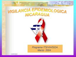 SEROPOSITIVOS/CASOS/FALLECIDOS POR VIH/SIDA