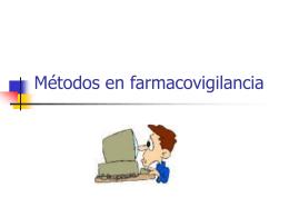 Reacción adversa - SEFH: Sociedad Española de