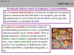 VIRTUDES, 22