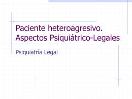 Sistemas de clasificación en Psiquiatría