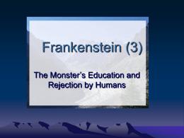 Frankenstein (3)
