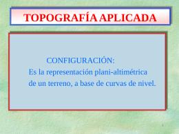 MÉTODOS DE CONFIGURACIÓN