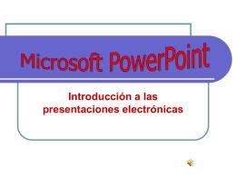 Diapositiva 1 - A de Tecnologías de la Información