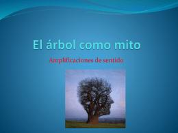 El árbol como mito