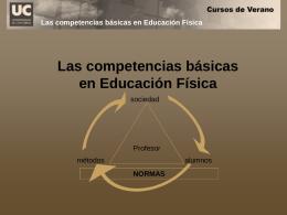 Diapositiva 1 - DEPARTAMENTO DE EDUCACIÓN FÍSICA