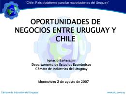 Diapositiva 1 - Cámara Nacional de Comercio y