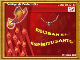 PENTECOSTÉS -C-
