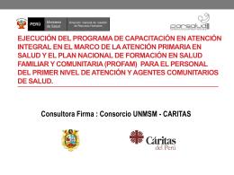 República de Nicaragua Ministerio de Salud