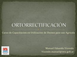 ORTORRECTIFICACIÓN