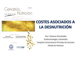 COSTES ASOCIADOS A LA DESNUTRICIÓN