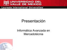 Presentación - LAURA RAMIREZ G