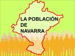 Densidad y distribución de la población en Navarra