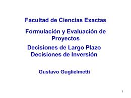 Administración Financiera 2001