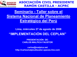 Análisis de los Decretos Legislativos 1017, 1018 y