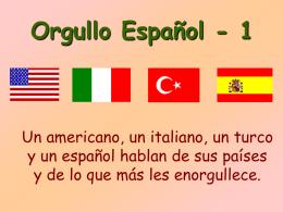 AG2- Orgullo Español