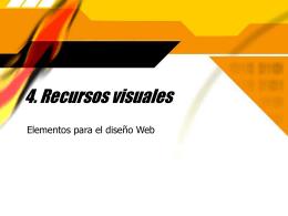 4. Recursos visuales - Artcubo