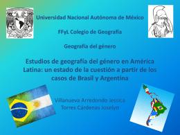 Universidad Nacional Autónoma de México FFyL