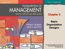 Fundamentals of Management 4e.