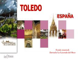 TOLEDO - ESPAÑA--www.laboutiquedelpowerpoint.com