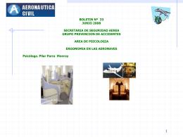 BOLETIN Nº 11 AGOSTO 2006 SECRETARIA DE SEGURIDAD