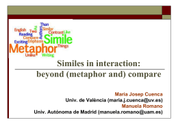 Similes in interaction: beyond (metaphor and)