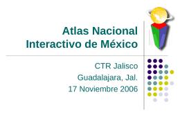 Diapositiva 1 - Comité Técnico Regional de
