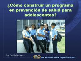 Teorías de Promoción de conductas saludables
