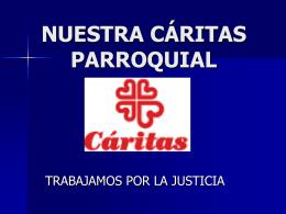 NUESTRA CÁRITAS PARROQUIAL