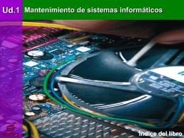 UD1 MANTENIMIENTO SISTEMAS MICROINFORMÁTICOS