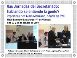 Diapositiva 1 - AVASE - Asociación Valenciana del
