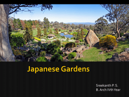 Japanese landscape - The Archi Blog | Not Just