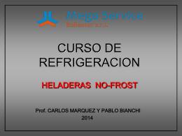 CURSO DE REFRIGERACION Introducción a la